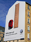 Volkswagen Ad - It's Good to Be Small