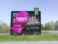 3D add-on (price tag') on Billboard